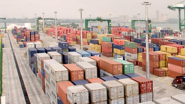 Container terminal in Cuba's Mariel Special Development Zone. (Zedmariel.com)