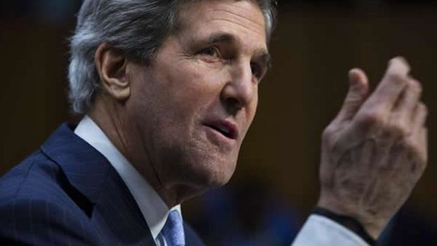 United States Secretary of State John Kerry. (EFE)