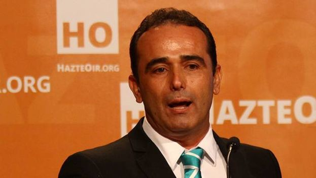 Eduardo Cardet, national coordinator of the Christian Liberation Movement. (Flickr)