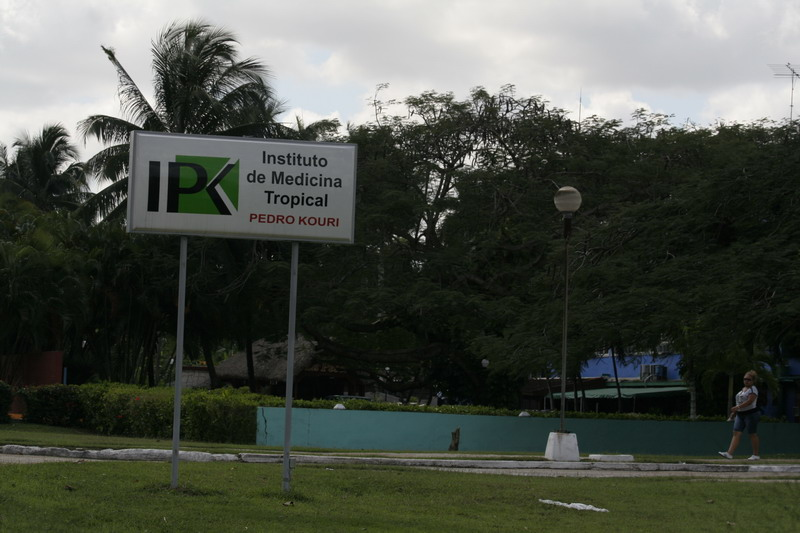 Pedro Kouri Tropical Medicine Institute, the research scientist's workplace. Photo/HP