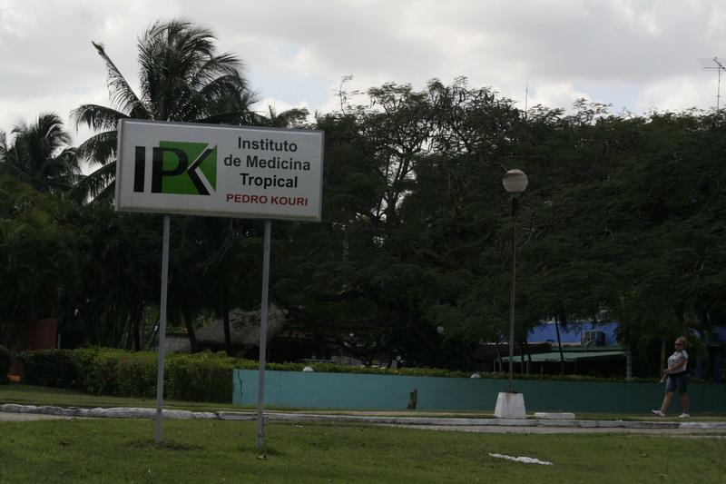 Pedro Kouri Tropical Medicine Institute, the research scientist's workplace. Photo/HP