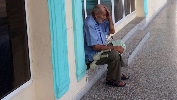 Cuba will continue to have the oldest population in Latin America. (14ymedio / Luz Escobar)