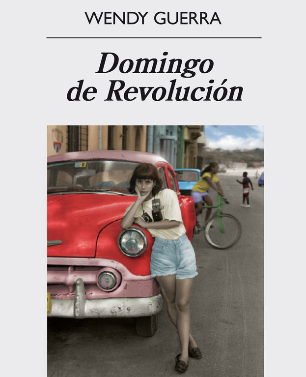 The cover of the book 'Revolution Sunday ' by Wendy Guerra