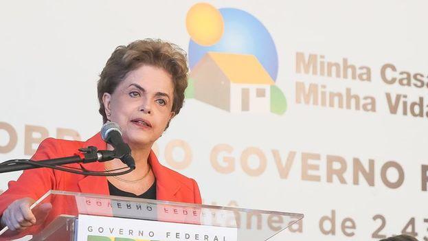 Brazilian President Dilma Rousseff. (Facebook)