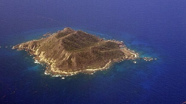 Mona Island off the coast of Puerto Rico is considered US territory in the Caribbean. (DC)