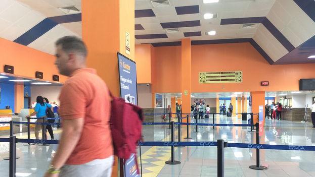 Havana's Airport (14ymedio)