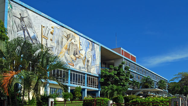 Cuba's University of the East. (Wikicommons)