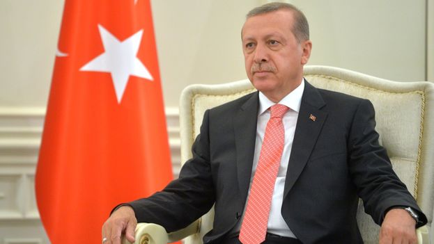 Recep Tayyip Erdogan became president of Turkey in 2014 after eleven years as prime minister. (DC)