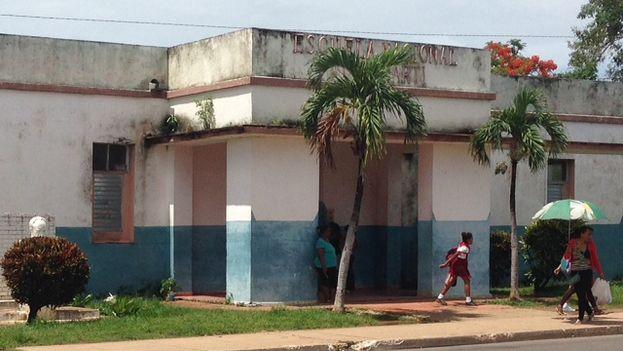A primary school in Candelaria, Pinar del Río. (14ymedio)