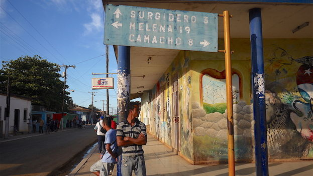 Surgidero de Batabanó is a fishing port with a little more than 5,000 inhabitants. (14ymedio)