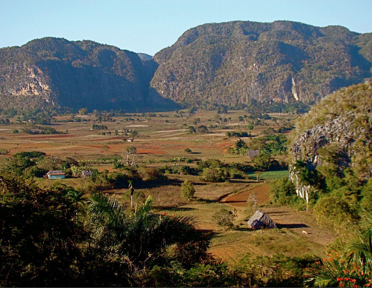 Viñales Vally landscape (MJ Porter)