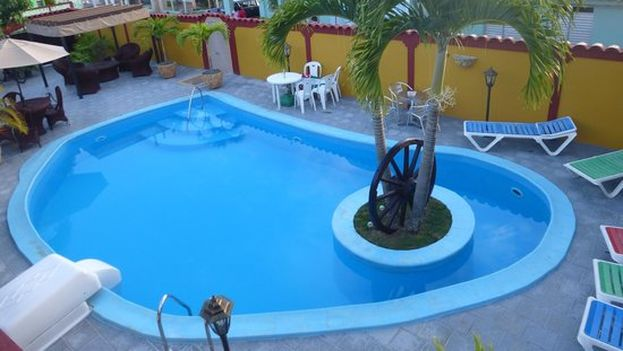Casa Nenita pool (14ymedio)