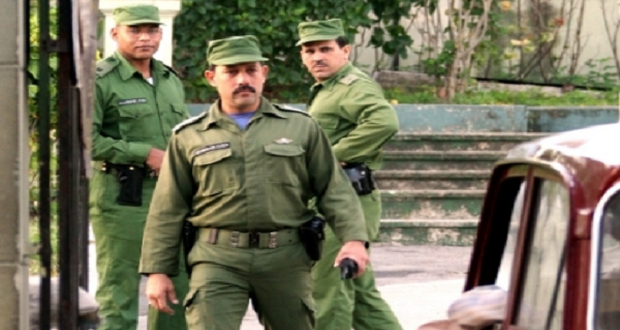 Cuban State Security Agents. Source: Cubanet