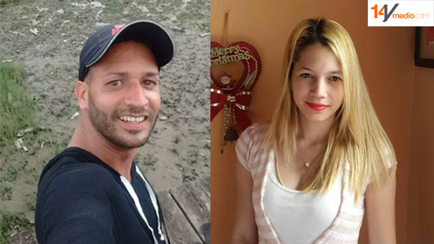 Dunieski Eliades Lastre (left) and Edelvis Martínez Aguilar (right), Cuban migrants killed in Urabá, Colombia. (Courtesy)