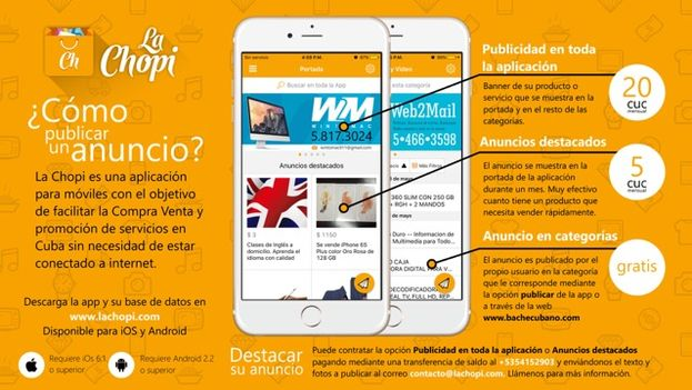 Developers believe that suspicion of advertising is declining. (La Chopi)