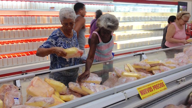 Decades of shortages and economic hardships have led us to a plane of survival where food is the center, obsession and goal of millions of people who inhabit this island. (14ymedio)