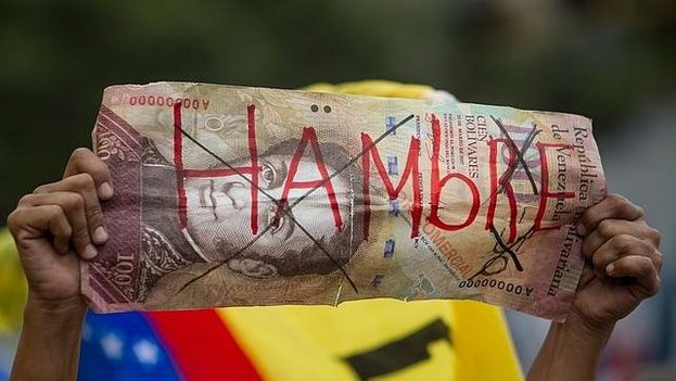 Venezuela has one of the highest inflation rates in the world. (EFE)