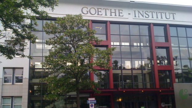 The Headquarters of the Goethe Institute in Munich. (Goethe Institute)