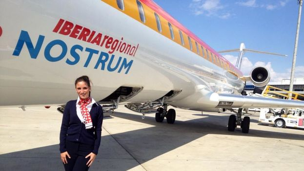 Air Nostrum is offering its aircraft to Cuba to connect the island with the United States. (Air Nostrum)