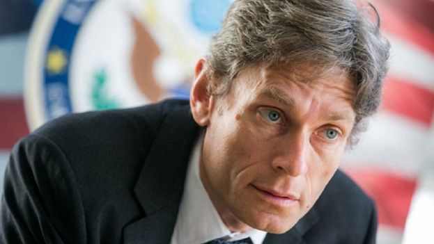 Tom Malinowski, Deputy Secretary of State for Democracy, Human Rights and Labor, held a meeting with independent journalists in Havana this Saturday