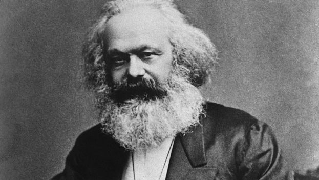 The issue of human rights is comprehensive and explicitly developed by Marx in his essay 'On the Jewish Question'. (CC)
