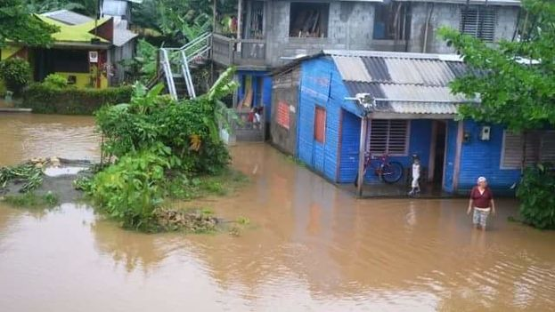 Heavy Rains Cause Floods and Building Collapses in Baracoa ...
