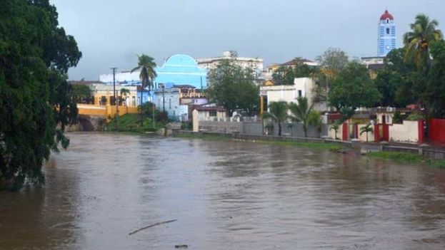 Alberto Causes Serious Floods in Central Cuba Forcing More ...
