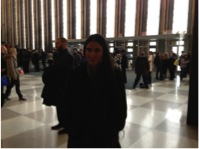 Yoani at the United Nations