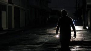 Cuban blackout