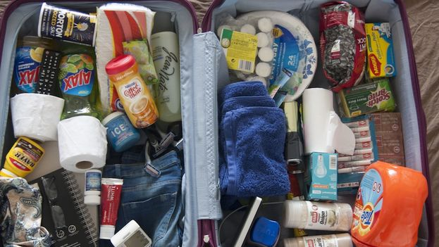 Nuria's suitcase (14ymedio)