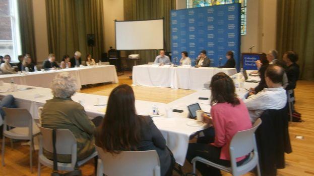 Covering Cuba in an Era of Change, Columbia University, New York