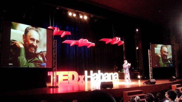 TEDx event in Havana. (Víctor Ariel González)