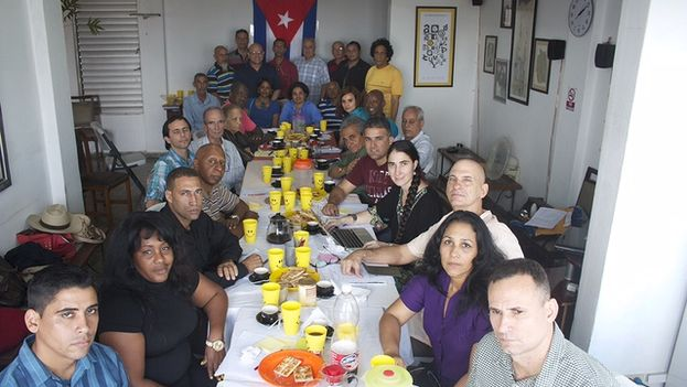 Civil Society Open Space, meeting in Cuba (14ymedio)