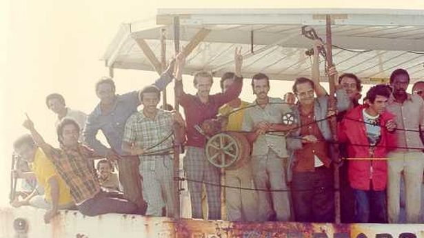 In the following weeks, as a result of the events in the Peruvian Embassy, more than 125,000 Cubans left through the Port of Mariel, a figure much greater than the Camariocas exodus in 1965, when more then 30,000 Cubans left the island.