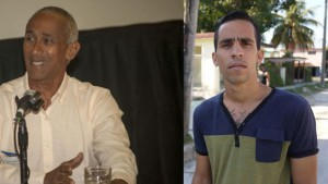 Hildebrando Chaviano and Yuniel Lopez OFarrill