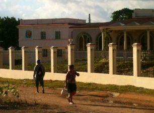 The Bridgettines' new convent in Pinar del Río. (Juan Carlos Fernández)