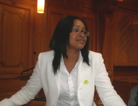 Laritza Diversent independent lawyer (Internet photo)