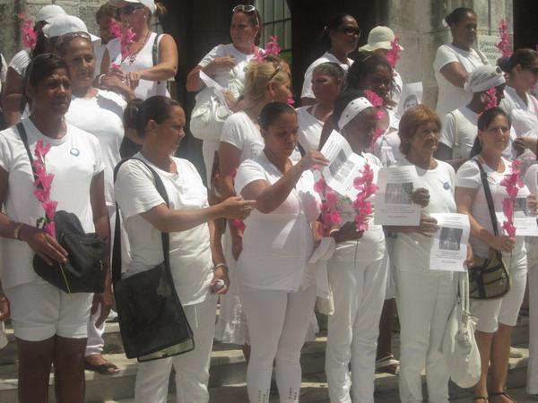 The most arrests took place on Sunday in Havana, Cienfuegos and Santiago de Cuba