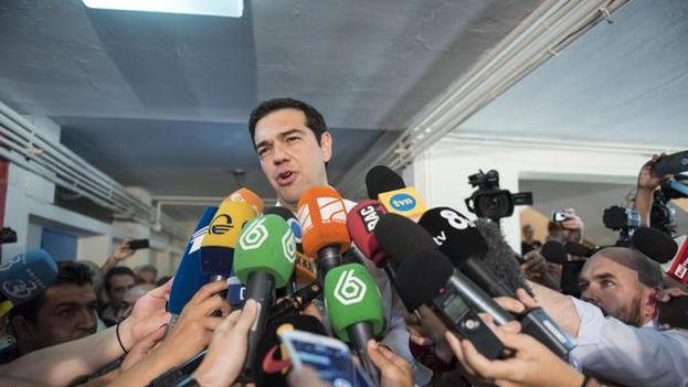 Prime Minister of Greece, Alexis Tsipras. (tsipras_eu)