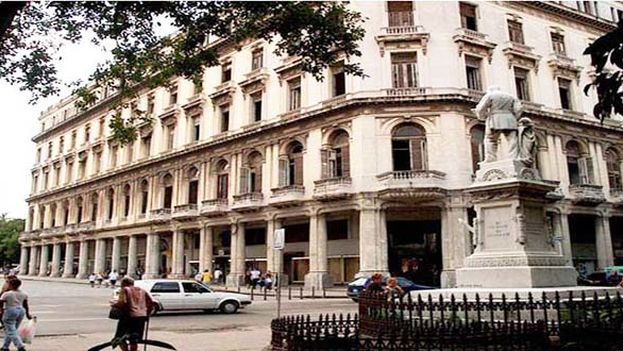 """Gómez's City Block"" (""La Manzana de Gómez"") will house a luxury five star hotel. (CC)"