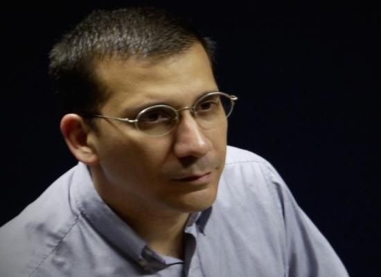 Antonio G. Rodiles (file photo