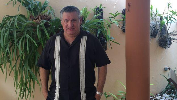 Lawyer Guillermo Toledo. (14ymedio)