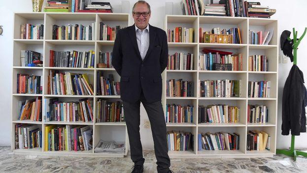 The historian Rafael Rojas. (Rodolfo Valtierra / courtesy)