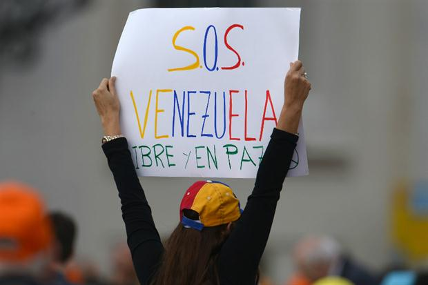 Why are Sunday's Venezuelan elections so important? (picture from La Nación)