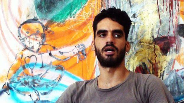 Danilo Maldonado, 'El Sexto' (The Sixth). (From the artist)