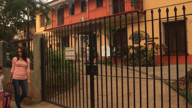 Havana International School on 18th Street in Miramar