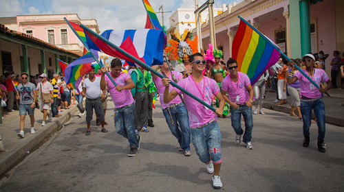 From the documentary: Mariela Castro's March: Cuba's LGBT Revolution (From Havana Times)
