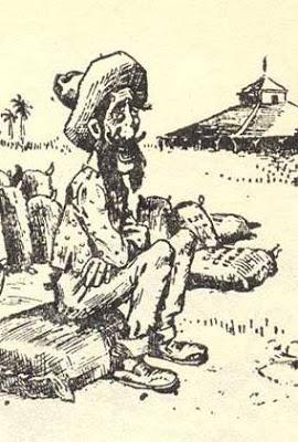 "Image of ""Liborio"" -- the Cuban ""everyman"""