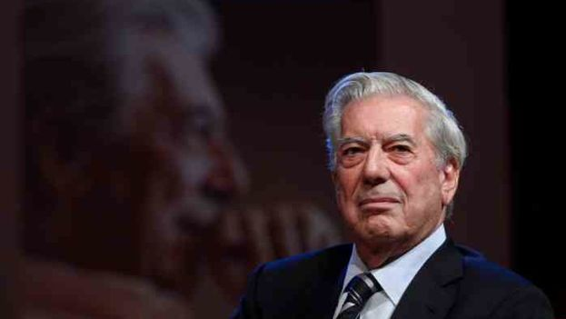 The writer Mario Vargas Llosa, winner of the Nobel Prize for Literature. (EFE)