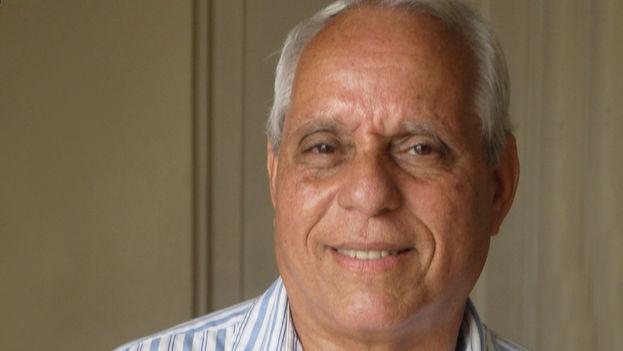 The lawyer Wilfredo Vallin, President of the Law Association of Cuba. (14ymedio)